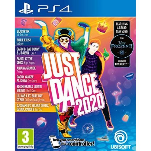 Just Dance 2020 (Jauna)