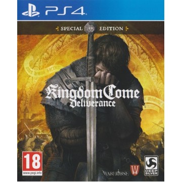 Kingdom Come Deliverance Special Edition (Jauna)