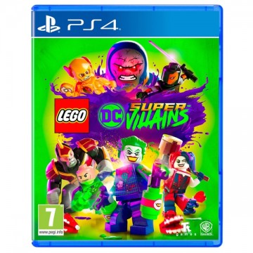 Lego DC Super Villains (Jauna)