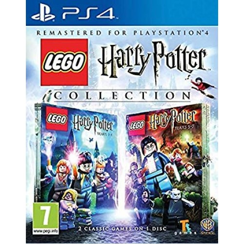 LEGO Harry Potter Collection (Jauna)