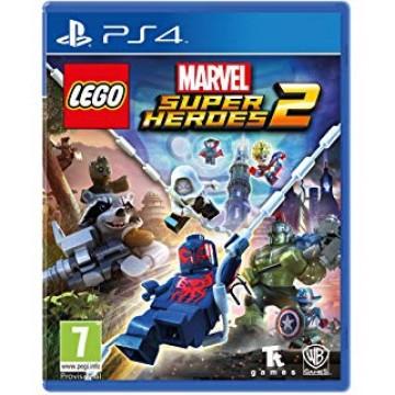 LEGO Marvel Super Heroes 2 (Lietota)