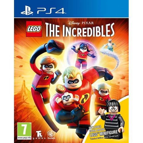Lego The Incredibles (Jauna)