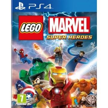 LEGO Marvel Super Heroes (Lietota)