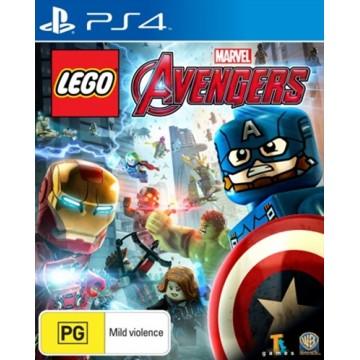 Lego Marvel Avengers (Lietota)