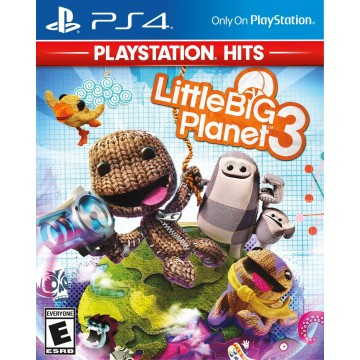 Little Big Planet 3 (Lietota)