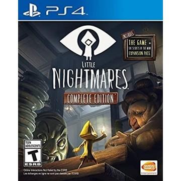 Little Nightmares Complete Edition (Jauna)