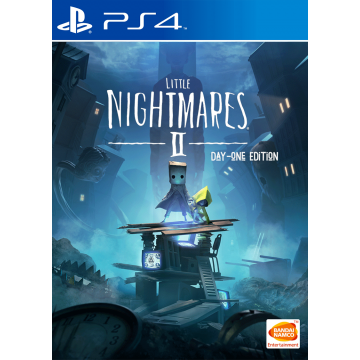 Little Nightmares 2 Day One Edition PlayStation 4 (Jauna)