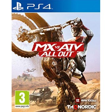 MX vs ATV All Out (Lietota)