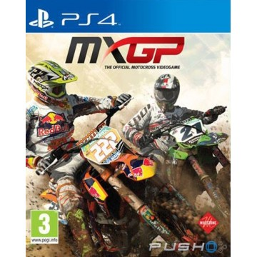 MXGP The Official Motocross Videogame (Jauna)