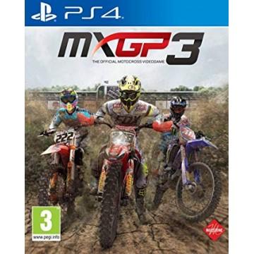 MXGP 3 The Official Motocross Videogame (Lietota)