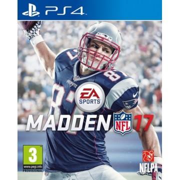 Madden NFL 17 (Jauna)