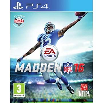 Madden NFL 16 (Jauna)