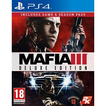 Mafia 3 Deluxe Edition ar Neizmantotu Season Pass Kodu (Lietota)