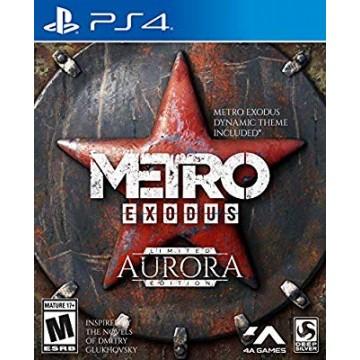 Metro Exodus Aurora Limited Edition (Jauna)