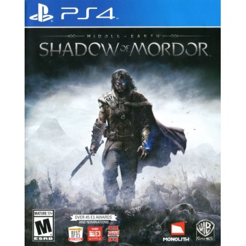 Middle Earth Shadow of Mordor (Lietota)