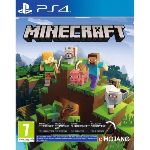 Minecraft PlayStation 4 Bedrock Edition (Jauna)