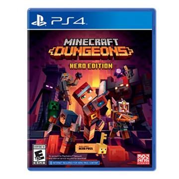 Minecraft Dungeons Hero Edition (Jauna)