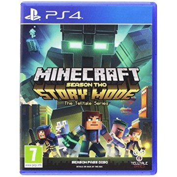 Minecraft Story Mode Season 2 (Jauna)