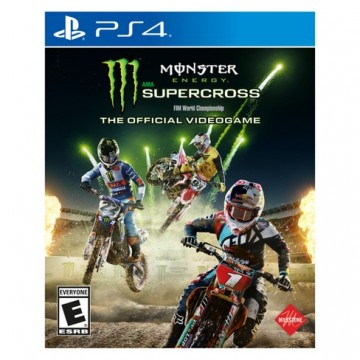 Monster Energy Supercross (Jauna)