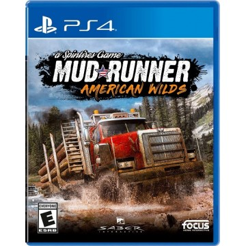 Spintires Mudrunner American Wilds Edition (Jauna)