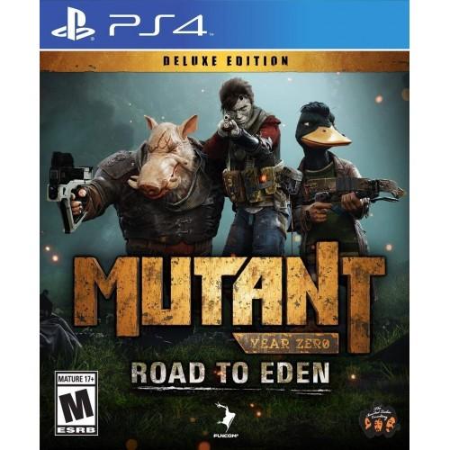 Mutant Year Zero Road to Eden Deluxe Edition (Jauna)