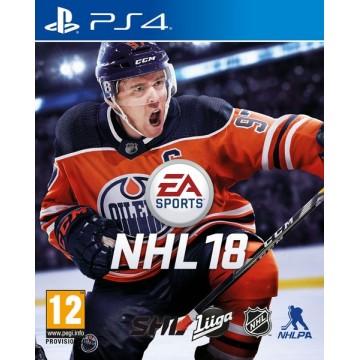 NHL 18 (Jauna)