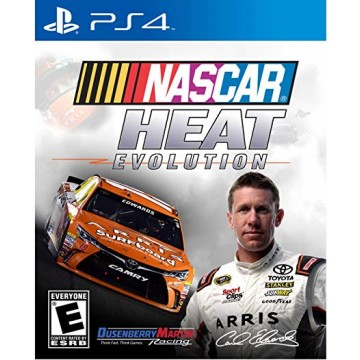 Nascar Heat Evolution (Lietota)