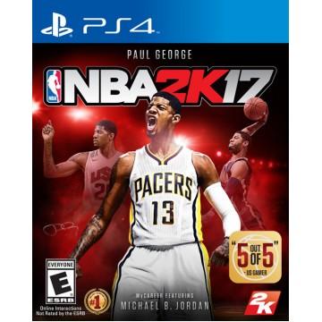 NBA 2K17 (Jauna)