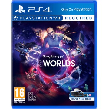 PlayStation VR Worlds (Jauna)
