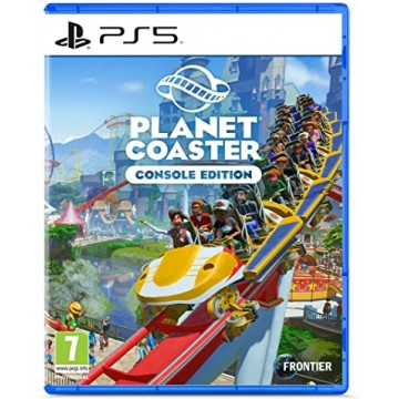 Planet Coaster Console Edition (Jauna)