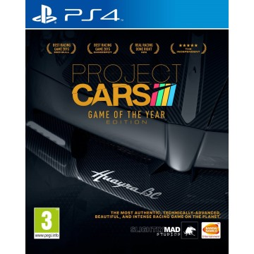 Project Cars Game of the Year Edition (Lietota)
