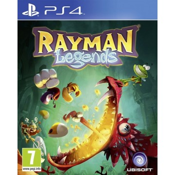 Rayman Legends (Jauna)