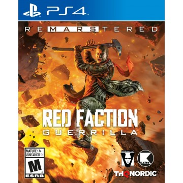 Red Faction Guerrilla ReMarsTered (Jauna)