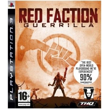 Red Faction Guerrilla (Lietota)