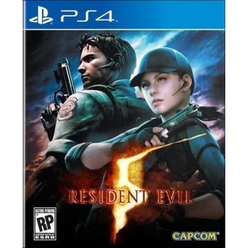 Resident Evil 5 HD (Lietota)