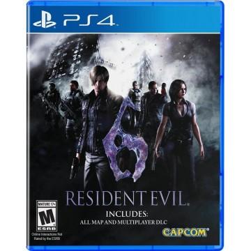 Resident Evil 6 HD (Jauna)