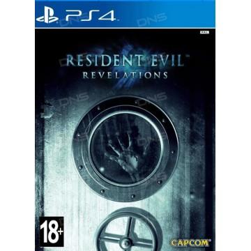 Resident Evil Revelations HD Remake (Jauna)