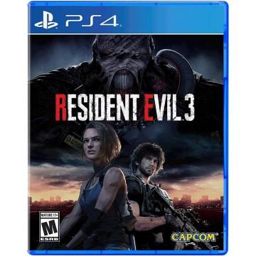 Resident Evil 3 (Lietota)