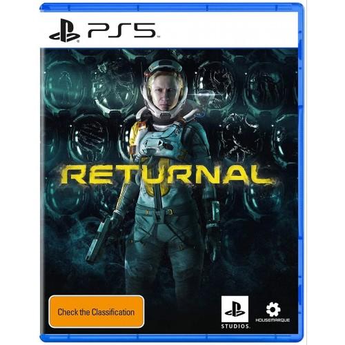 Returnal Rezervē Jau Tagad (Jauna)