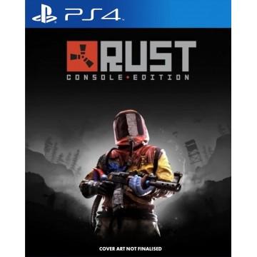 RUST Console Edition (Jauna)