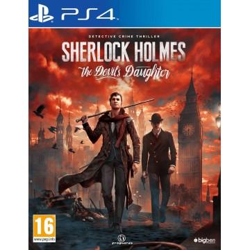 Sherlock Holmes The Devil's Daughter (Jauna)