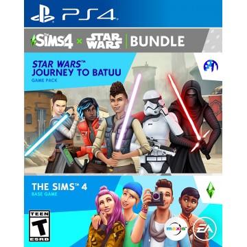 The Sims 4 + Star Wars Journey to Batuu (Jauna)