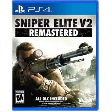 Sniper Elite V2 Remastered (Lietota)