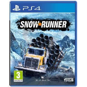 Snowrunner (Jauna)