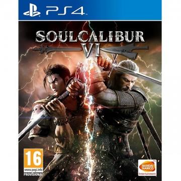 Soul Calibur 6 (Jauna)