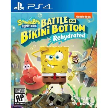 SpongeBob SquarePants Battle for Bikini Bottom Rehydrated (Jauna)
