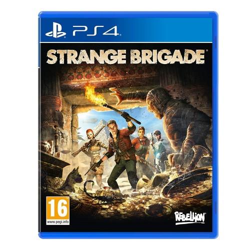 Strange Brigade (Jauna)