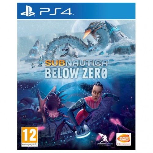 Subnautica Below Zero (Jauna)