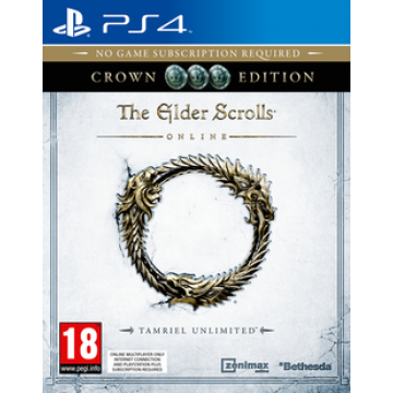 The Elder Scrolls Online Crown Edition (Jauna)