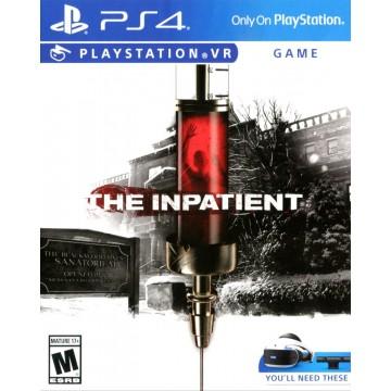 The Inpatient PlayStation VR (Jauna)
